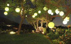 Outdoor Paper Lanterns