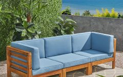 Seaham Patio Sectionals with Cushions