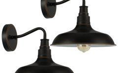 Marina Way Bronze 2 – Bulb 10.8'' H Outdoor Barn Lights