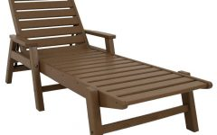 Stackable Nautical Outdoor Chaise Lounges