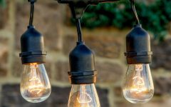 Outdoor Hanging String Lights from Australia