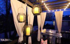 Outdoor Hanging Patio Lanterns